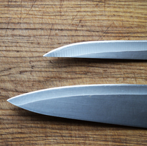 Kitchen Knives and Accessories